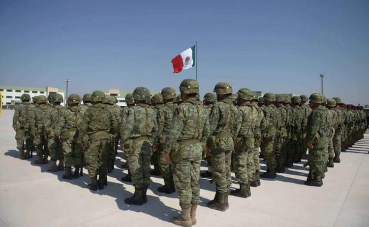 El presidente asigna Fuerzas Armadas a seguridad pública
