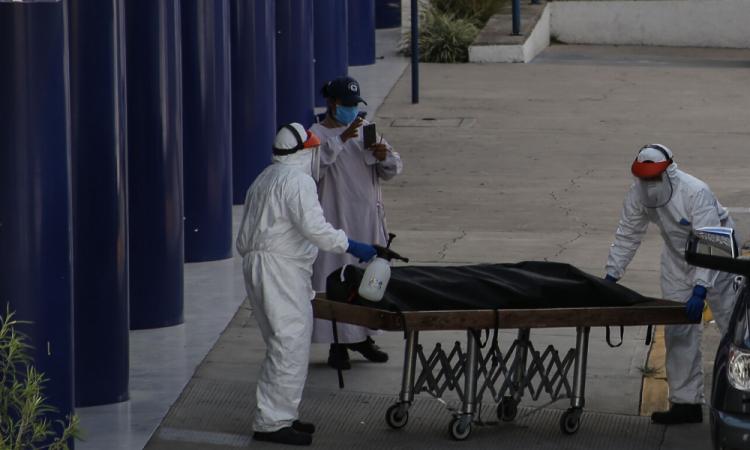 México reporta 38,324 contagios y 3,926 defunciones por COVID-19