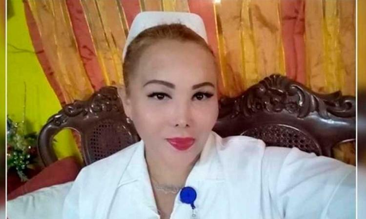 Andrea, la enfermera transgénero que brinda atención ante COVID-19