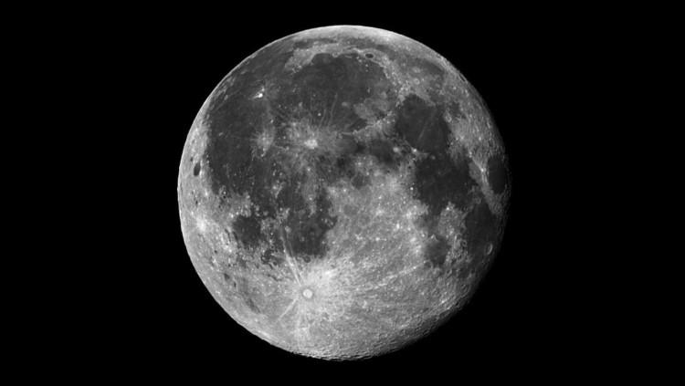 El diámetro de la Luna es del tamaño de México: UNAM