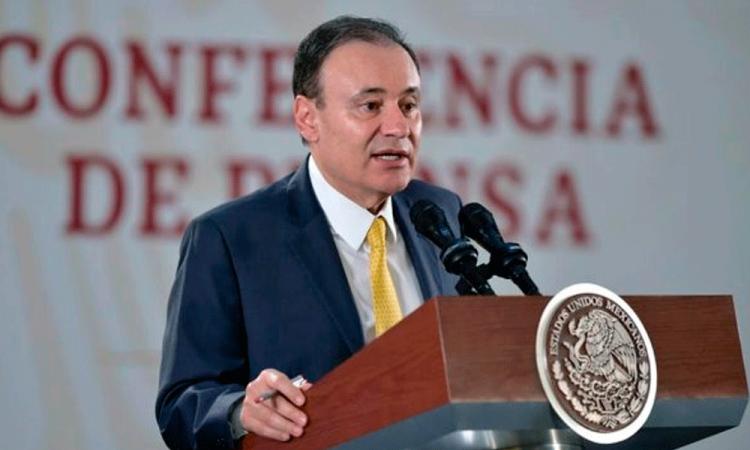 Reporta Durazo ligero descenso de homicidios dolosos en abril