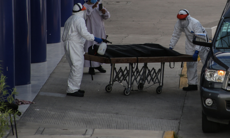 COVID-19: México reporta más de 3 mil casos en un día