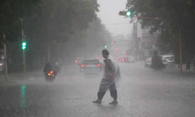 Pronostican lluvias fuertes en gran parte de México