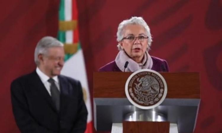 No habrá semáforos locales por Covid-19: Sánchez Cordero