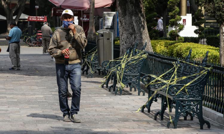 México suma más de 78 mil contagios de COVID-19