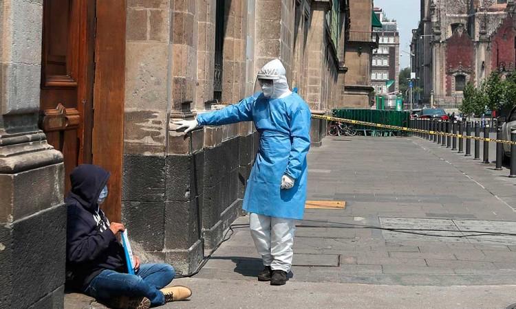 Supera México los 81 mil contagios y 9 mil muertes por Covid-19