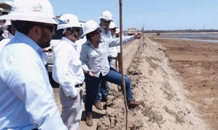 Allegado a Nahle, encargado de acondicionamiento para refinería de Dos Bocas