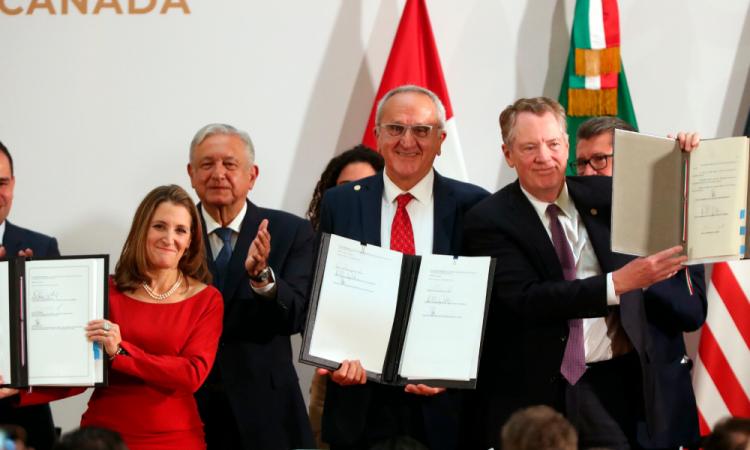 México cada vez más cerca de la entrada en vigor del T-MEC