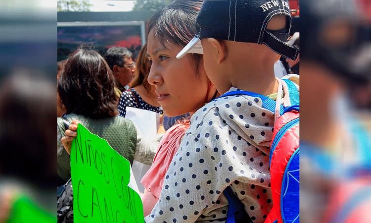 Pacientes con cáncer en México padecen escasez y falta de atención médica