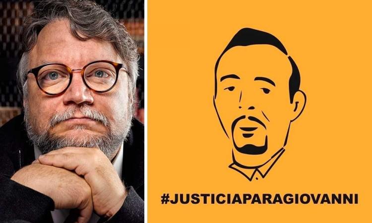 Guillermo del Toro pide justicia para Guiovanni