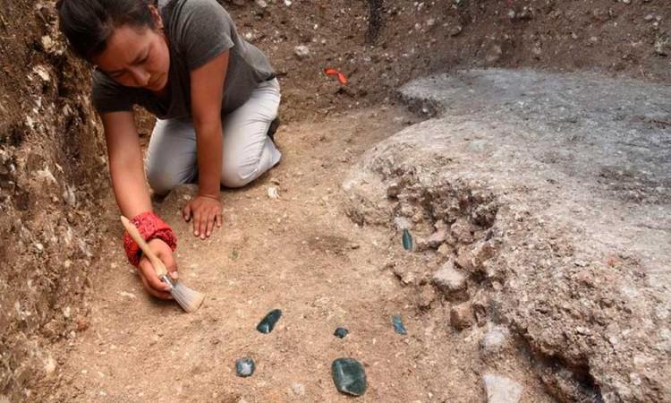 Hallan la estructura maya más antigua conocida hasta ahora