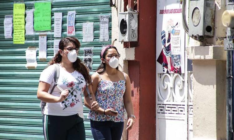 México: con 117 mil contagios de Covid-19