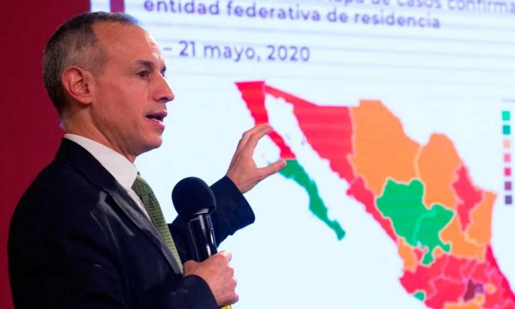 Van 14,649 muertos por Covid-19 en México