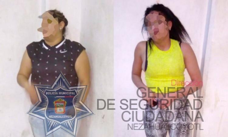 Aclaran detención de jóvenes presuntamente desaparecidas en Nezahualcóyotl