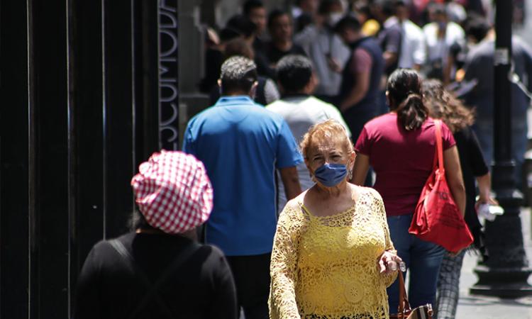 México reporta 4 mil 883 contagios y 688 muertos por COVID19 en últimas 24 horas