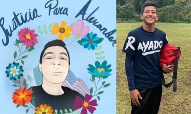 Crean#JusticiaParaChander  en apoyo a joven asesinado por policías de Oaxaca