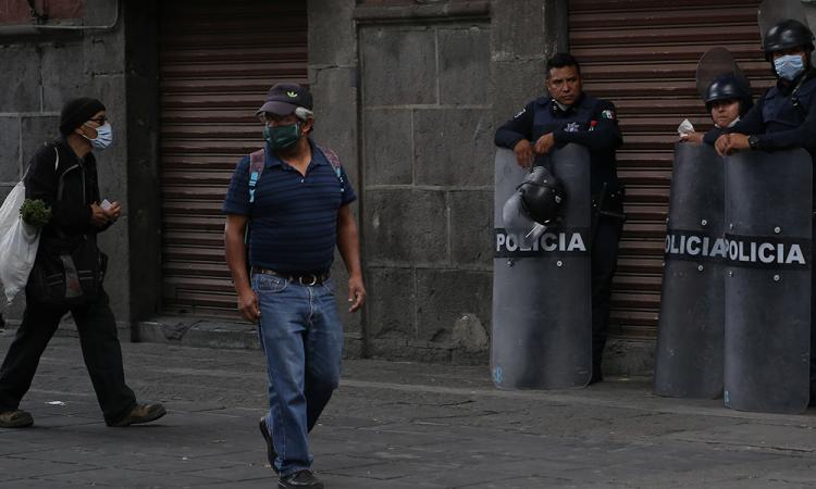 México suma 142 mil 690 contagios y 16 mil 872 muertes por COVID
