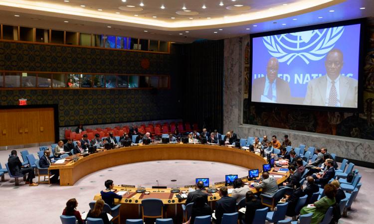 Consejo de Seguridad de la ONU recibe a México como miembro