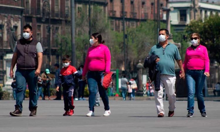 México rompe récord con 5,662 nuevos contagios en un día