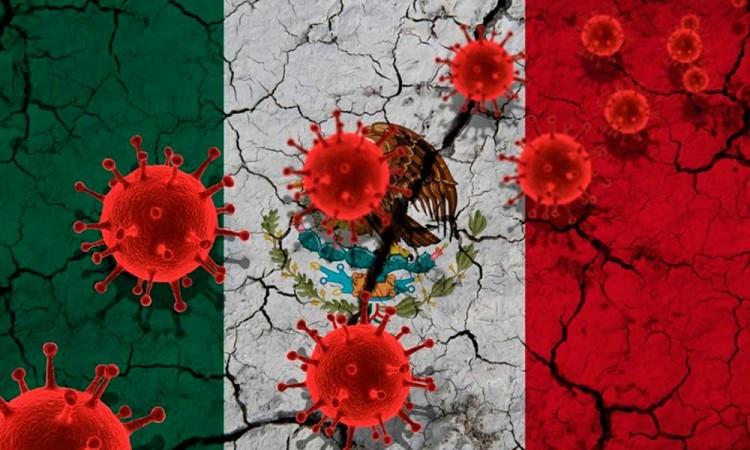 México supera las 20 mil defunciones por Covid-19