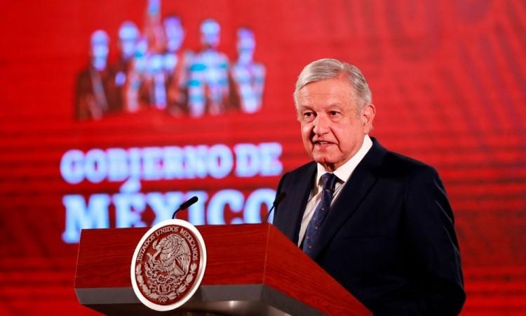 AMLO pide a mexicanos no proteger a grupos del crimen organizado