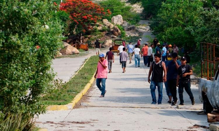 Investigan masacre de 15 personas en poblado indígena de Oaxaca