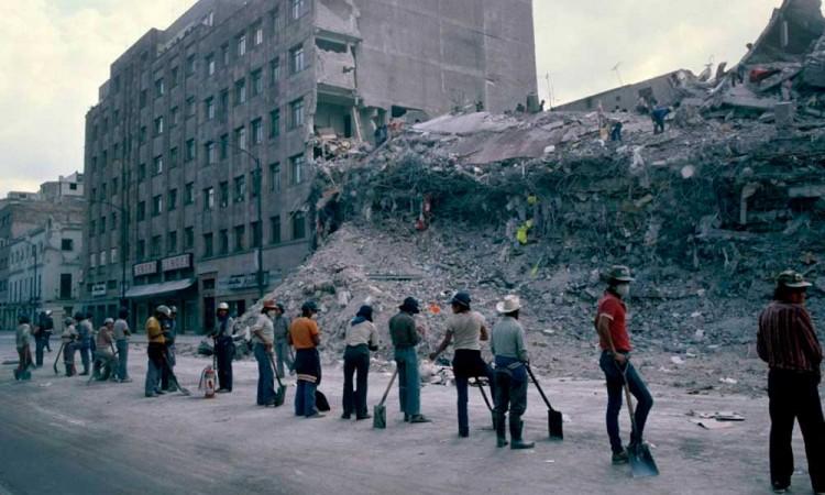 Los terremotos de mayor magnitud en México desde 1957