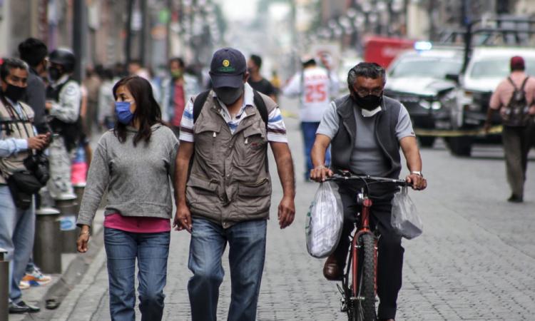 México reporta 6 mil 288 nuevos contagios de COVID-19, van 191 mil 410 acumulados