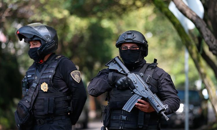 Detienen a 19 por atentado a jefe de policía en CDMX