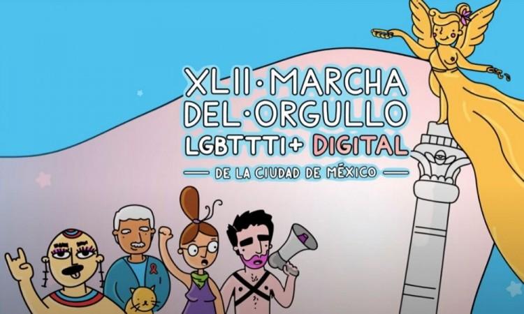 Marcha del Orgullo LGBT sí se realizará pero de forma virtual