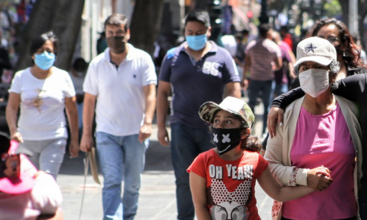 México supera los 216 mil contagios y las 26 mil muertes por COVID