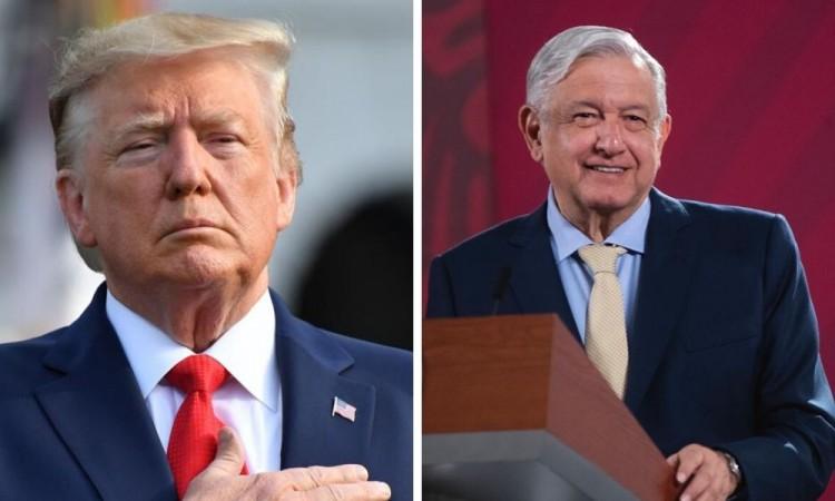 López Obrador y Trump se reunirán el 8 de julio en Washington