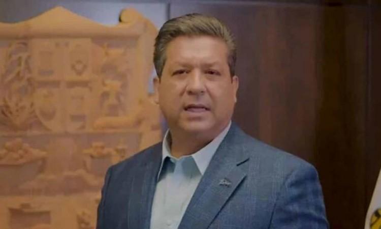 Gobernador de Tamaulipas, Cabeza de Vaca, da positivo a Covid