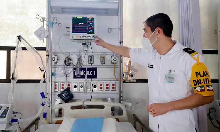 México rompe récord de contagios en un día: 6,741 casos