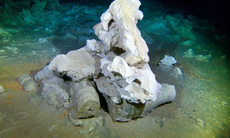 Hallan en Yucatán las minas de ocre más antiguas de América