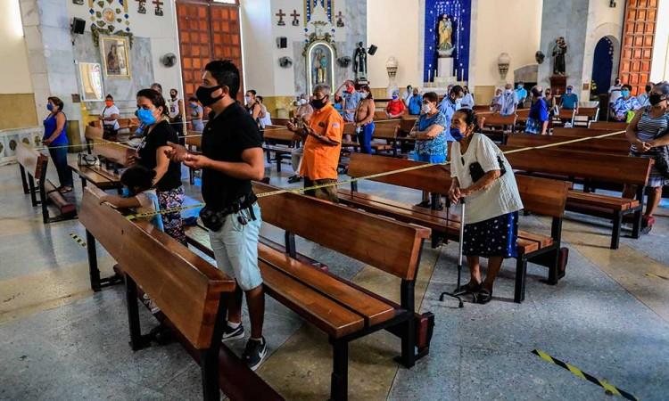 México alcanza 30 mil muertos por Covid-19