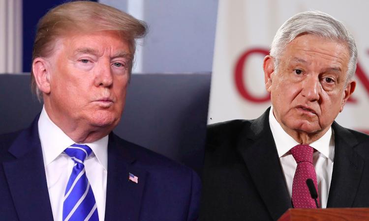 Trump ofrecerá a López Obrador y su comitiva una cena