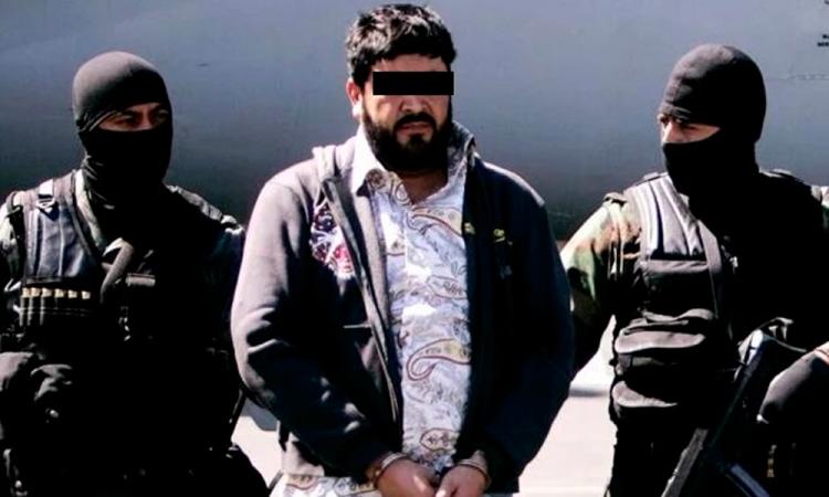 Es acusado por la desaparición de 43 normalistas
