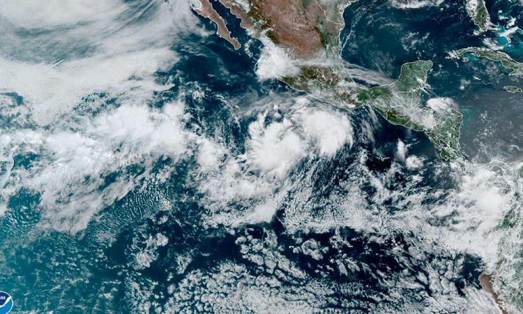 Tormenta Cristina dejará lluvias muy fuertes en México