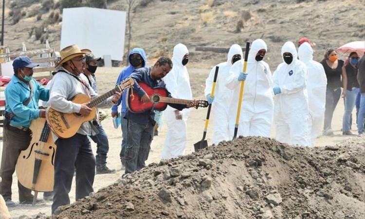 México acumula 282 mil 283 casos de Covid-19; CDMX continúa como foco de la pandemia