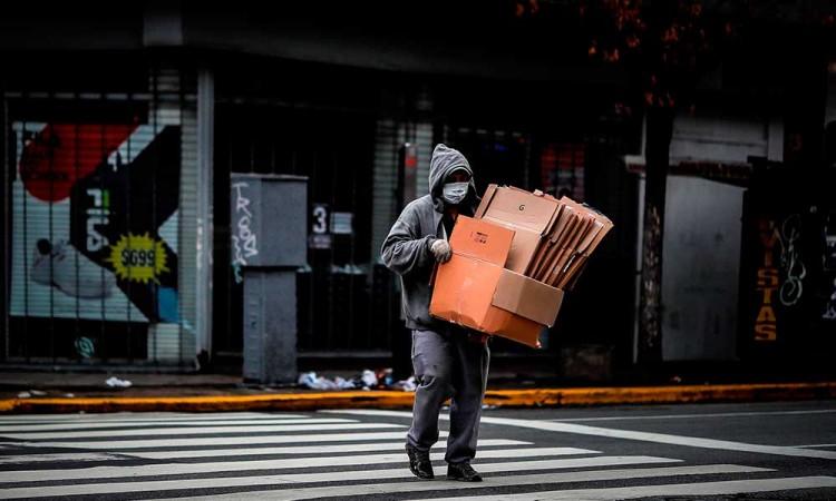México vive jornada de 6,891 nuevos contagios de Covid-19