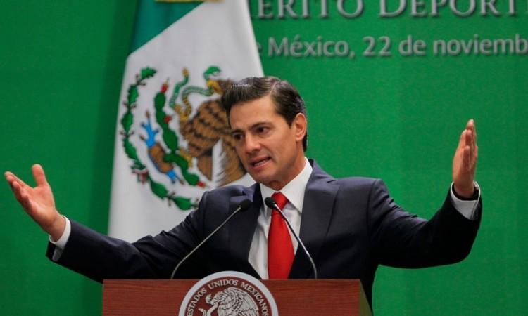 Gobierno federal denunciará a Peña Nieto si encuentra indicios de corrupción