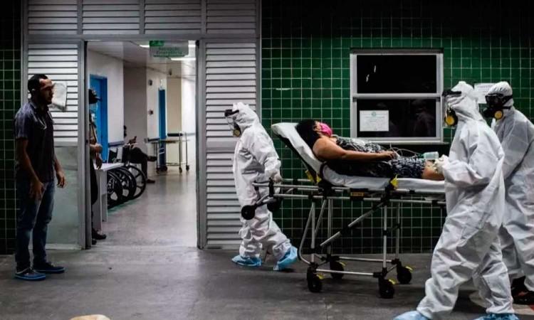 Covid-19 mata más que homicidios en México