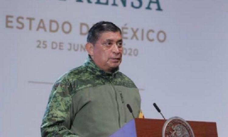 Homicidios, único delito a la alza: Luis Cresencio Sandoval
