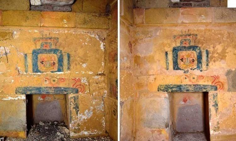 México replicará tumba milenaria de Oaxaca que se descubrió en el Sismo 19-S