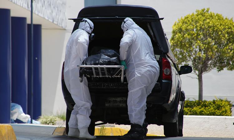 COVID-19: México vuelve a romper record de contagios diarios, van 338 mil 913 acumulados