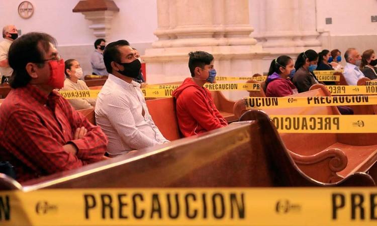 La Iglesia Católica se declara lista para reabrir templos en tiempos del Covid-19