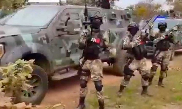 AMLO no declarará la guerra tras video del CJNG: No a la guerra, sí a la paz
