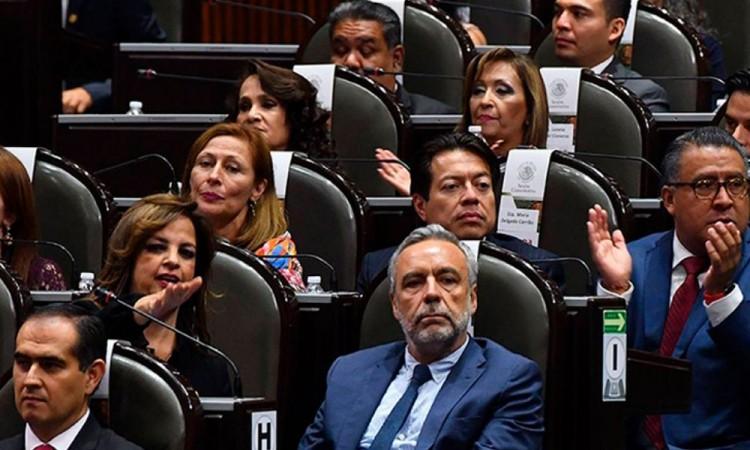 Diputados de Morena piden reponer proceso para elegir nuevos consejeros de INE