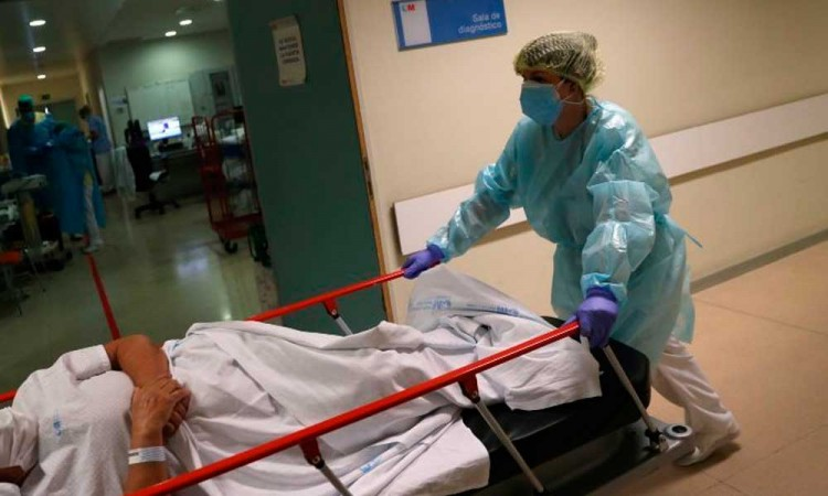 Ciudad de México está en alerta por el aumento de ocupación hospitalaria